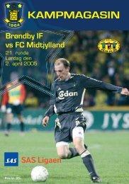Brøndby IF vs FC Midtjylland - Brondby.com