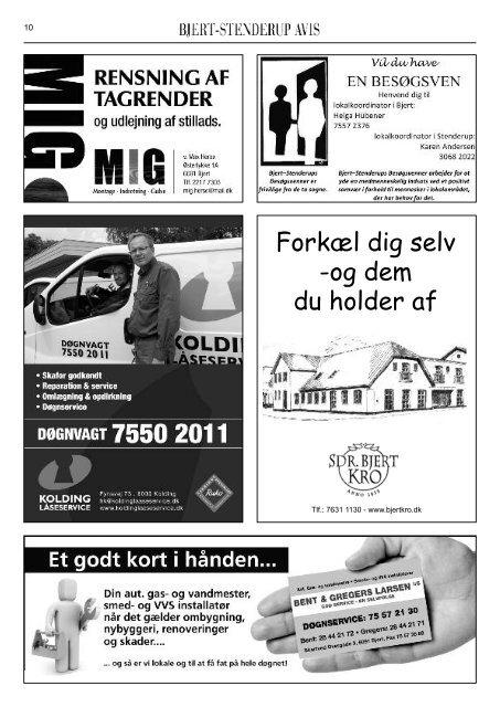 November - Bjert Stenderup Net-Avis