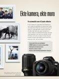 Imponerende fotografering er bare et klikk unna - Nikon - Page 3