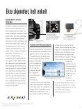 Imponerende fotografering er bare et klikk unna - Nikon - Page 5