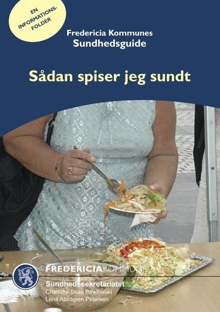 Sådan spiser jeg sundt - Fredericia Kommune