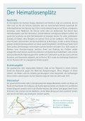 Der Heimatlosenplätz - Steine suchen – Schätze finden - Seite 2