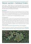 Der Heimatlosenplätz - Steine suchen – Schätze finden - Seite 4