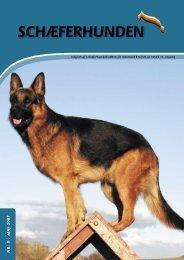 Schæferhunden - Schæferhundeklubben for Danmark