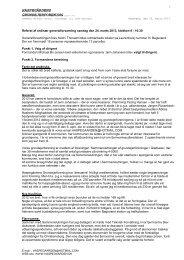 Referat fra generalforsamlingen 24. marts 2013. - Haspegaardens ...