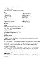 Referat fra Rådsmøde d. 10. september 2003 - Referencenet ...