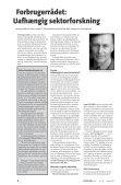 DF: Voldtægt af universiteterne - FORSKERforum - Page 6
