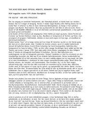 Læs hele anmeldelsen i ROK magazine - PDF-fil: 330 kb
