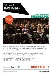 BOOK NU! INDSKOLING - Salaam DK