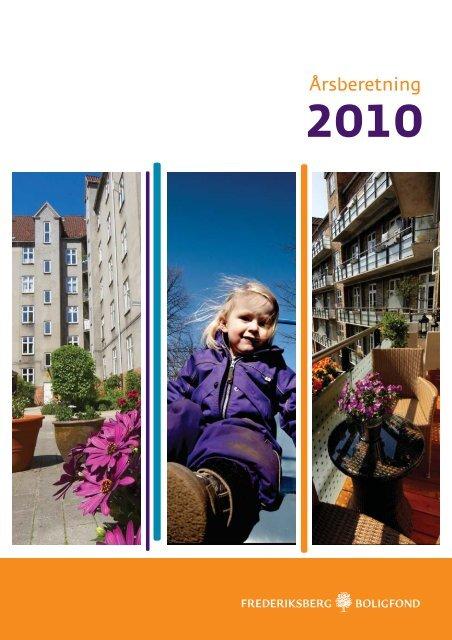 Årsberetning - Frederiksberg Boligfond