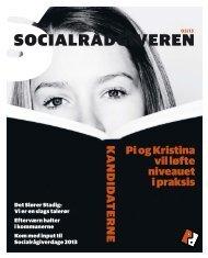 Socialrådgiveren nr. 3 - 2013 - Dansk Socialrådgiverforening