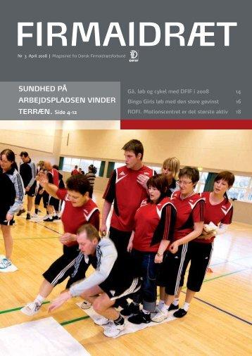 SUNDHED PÅ ARBEJDSPLADSEN VINDER TERRÆN. Side 4-12