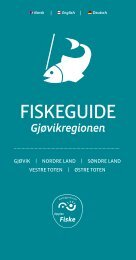 Fiskeguide - Sveastranda Camping
