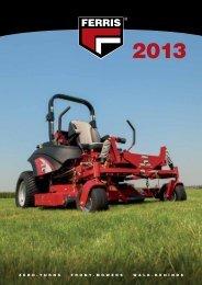 Ferris brochure 2012