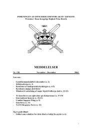 FOUAT - Meddelelser nr. 138 - FOUAT.dk