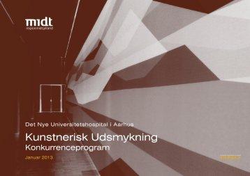 Kunst program - DNU - Region Midtjylland