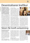 Kreftsamarbeid - Sykehuset Telemark - Page 5