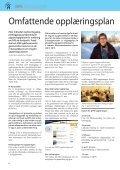Kreftsamarbeid - Sykehuset Telemark - Page 6
