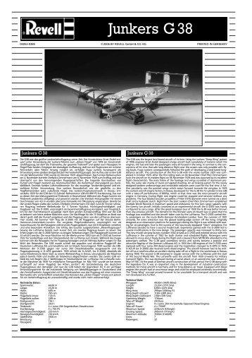 04053_Junkers G_38_Vers6 - CMC-Versand