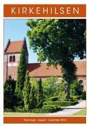 KirKehilsen - Velkommen i Faxe Kirke