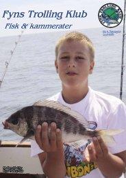 Fyns Trolling Klub - Danmarks Småbådsfiskeklubber