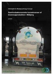 Klik her for at læse hele Landbrug & Fødevarers analyse - Maabjerg ...