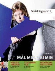 Socialrådgiveren nr. 1-2009 - Dansk Socialrådgiverforening