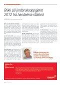 Bladet Kjøttbransjen nr 04 2012 - Kjøtt- og fjørfebransjens ... - Page 6