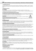 Guide d'utilisation - Page 4