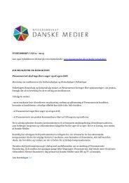 NYHEDSBREV UGE 9– 2013 Læs også nyhedsbrevet direkte på ...