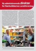 Ny administrerende direktør for Nærbutikkernes Landsforening - NBL - Page 6
