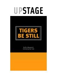 Tigers Be Still - Roundabout Theatre Company
