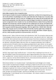 2013-01-13 1. søndag efter H3K Grindsted BRJ - Grindsted Sogn