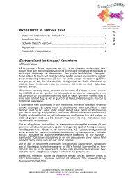9.2. 2008 - Landsforeningen for bøsser og lesbiske