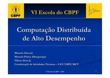 Aula 01 - 1 (PDF) - Mesonpi - CBPF