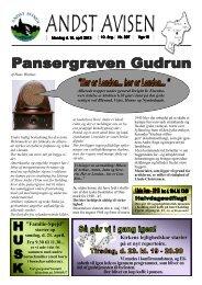 Andst Avisen uge 16 2013