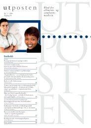 2. utgave av utposten 2005 (PDF-format)