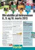 GRATIS ENTRÉ - Forbrugermessen forår - Aalborg Kongres & Kultur ... - Page 2