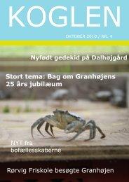 25 ÅRS JUBILÆUM - Granhøjen