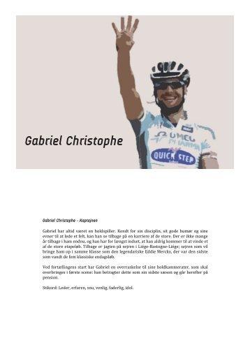Gabriel Christophe