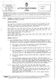 CPY Document - Luftfartstilsynet