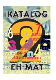 katalog januar 2006 - EH-Mat