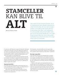 Stamcellebehandling - PTU