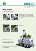 BAUER slurry tankers - Kirk Irrigation - Page 5