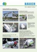 BAUER slurry tankers - Kirk Irrigation - Page 7