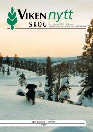 Priser Spesialutgave – Tømmer - Viken Skog