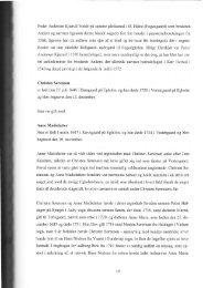 Christen Sørensen side 155-157 af Slægten Østergaaard i Haldager ...