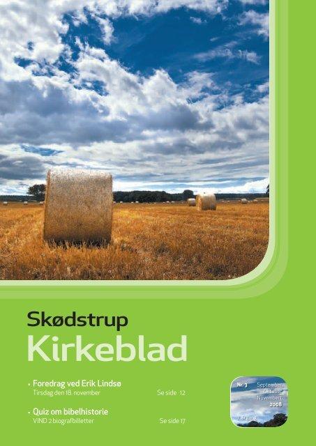 Kirkeblad - Skødstrup Kirke
