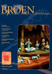 Broen 2004-6.pdf - Den katolske kirke