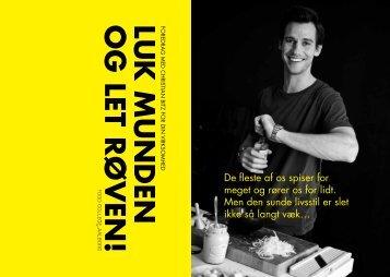 Luk munden og let røven! - Food College Aalborg